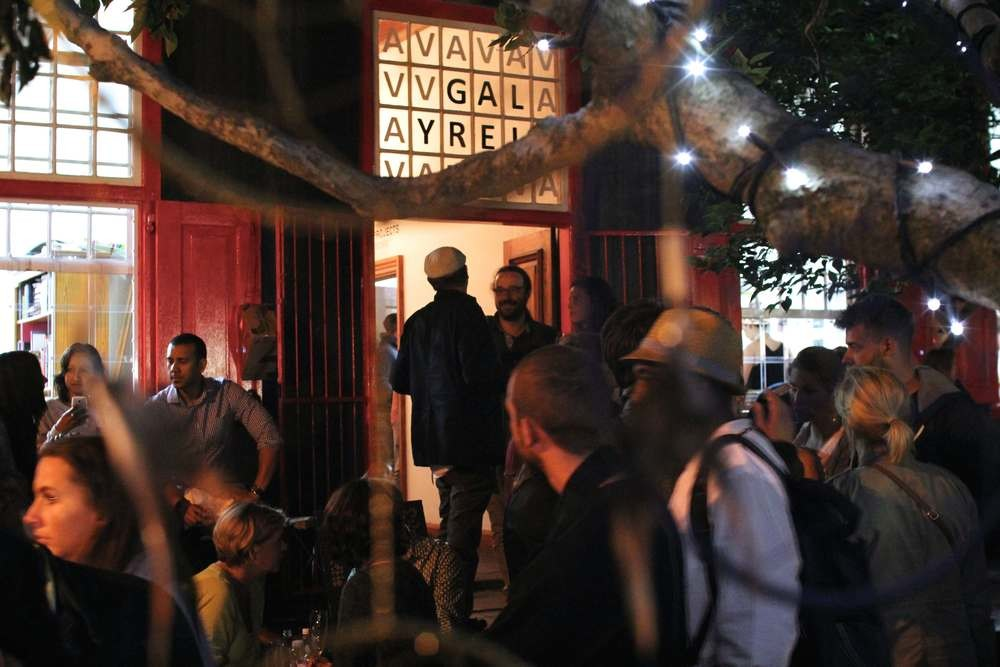First Thursdays in Cape Town_Richard Hilton
